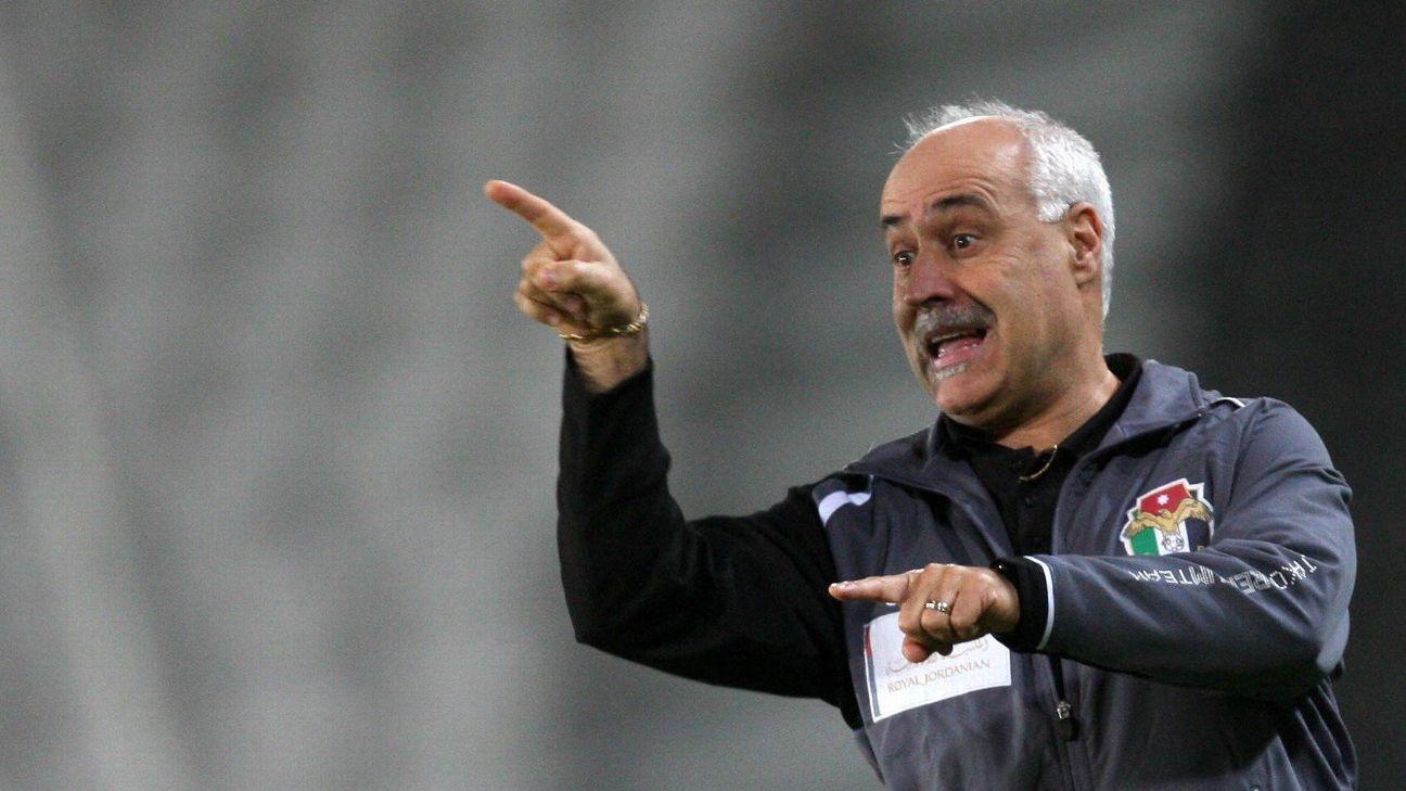 Malaysia national coach Nelo Vingada
