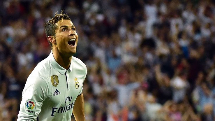 Cristiano Ronaldo Real Madrid 400 goals by the numbers ...