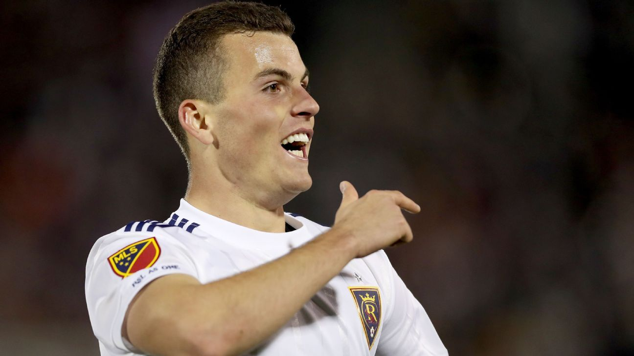 Real Salt Lake wants permanent move for Liverpool's Brooks Lennon - sources