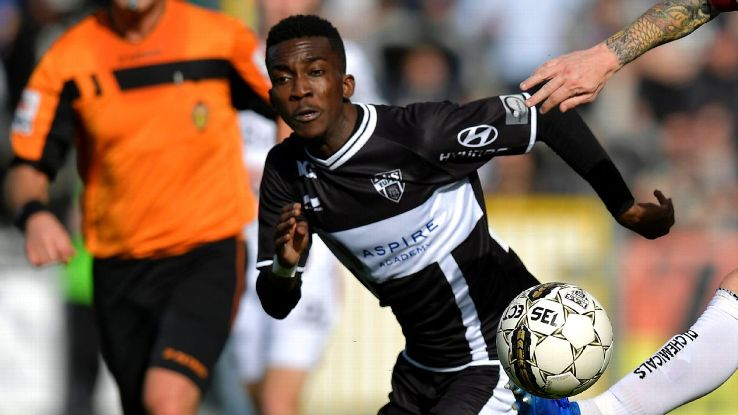 Henry Onyekuru, one of Nigeria's top goal-scorers in Europe, was left off the national squad for the May 26 friendly against Corsica.