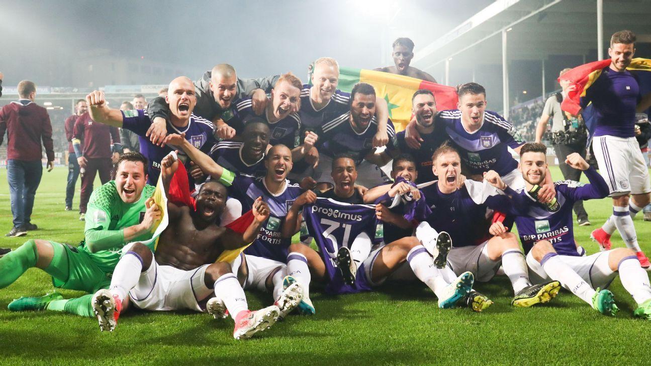 Anderlecht celeb