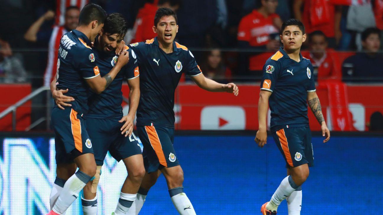 Chivas celeb vs Toluca 170518