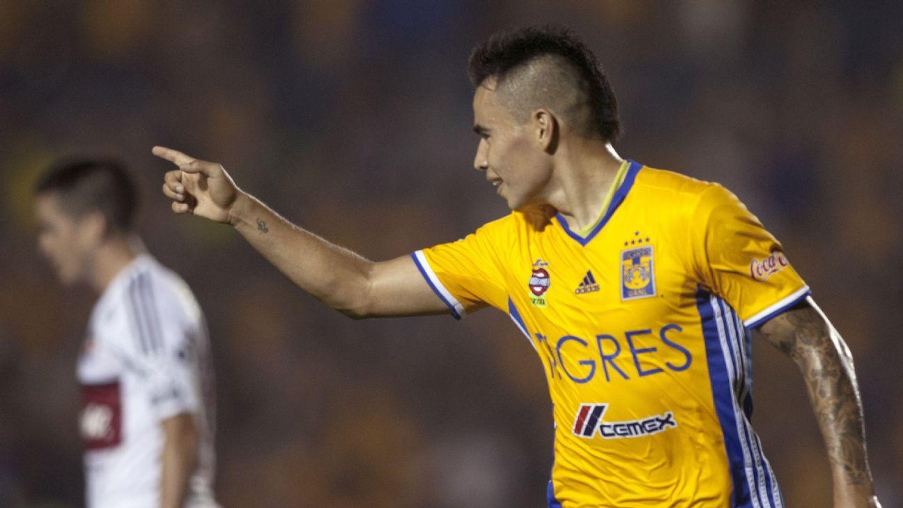 Tigres celeb vs Tijuana 170518