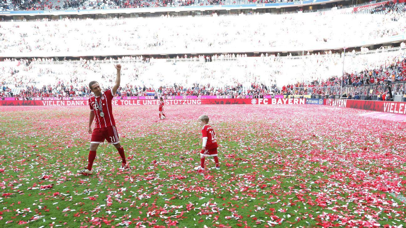 Lahm farewell Bayern 170520