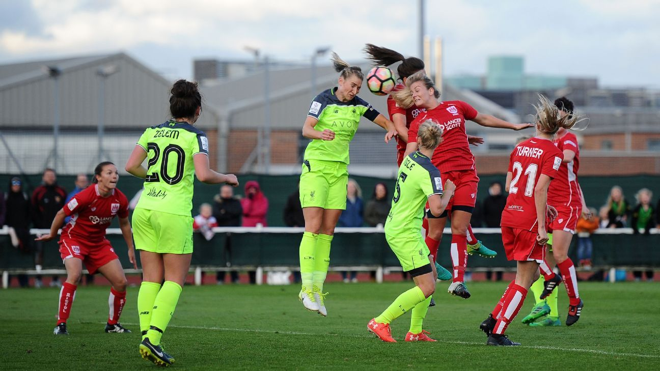 Liverpool ladies vs Bristol 170520