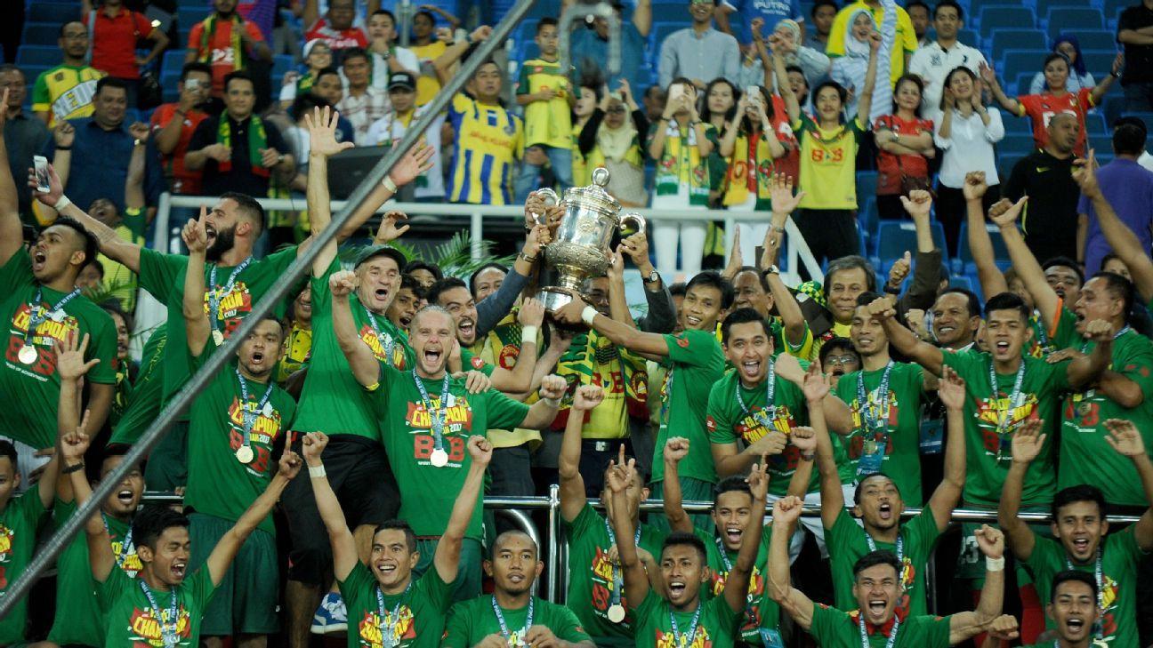 Kedah lift 2017 Malaysia FA Cup