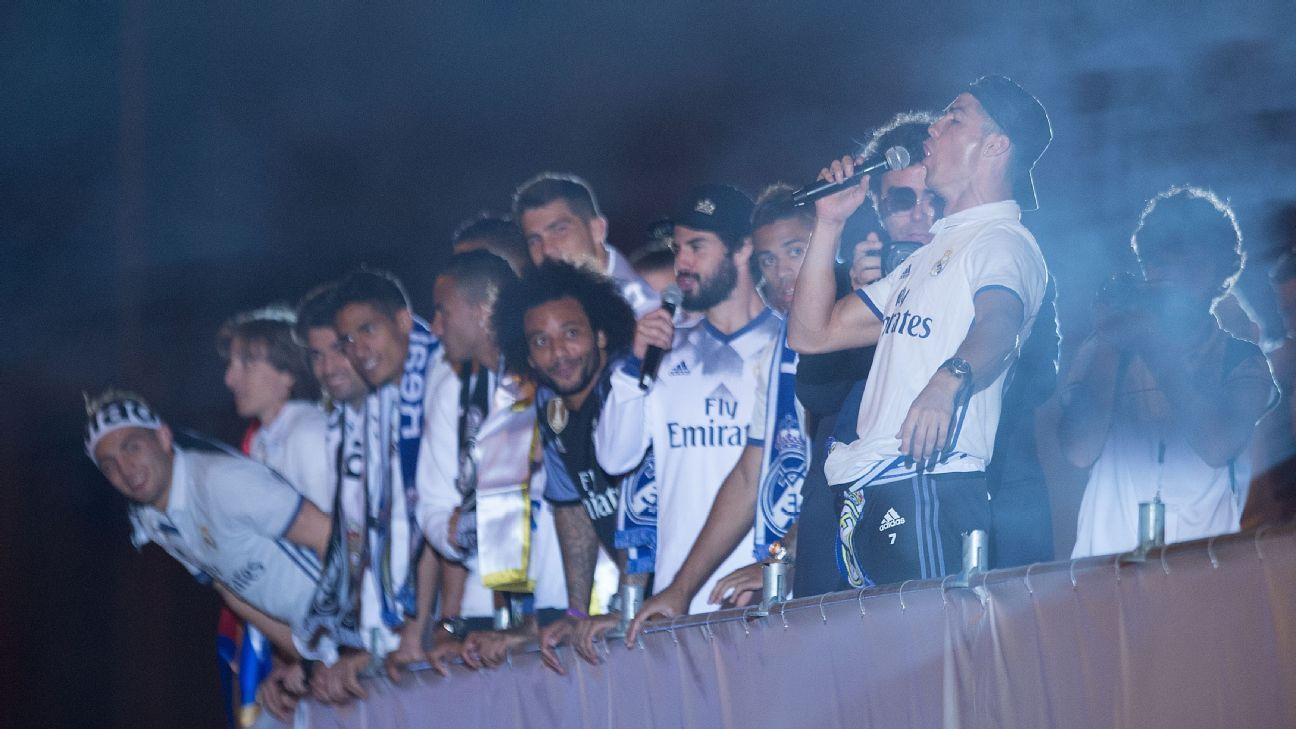 May 21, 2017 - Wins his second La Liga title