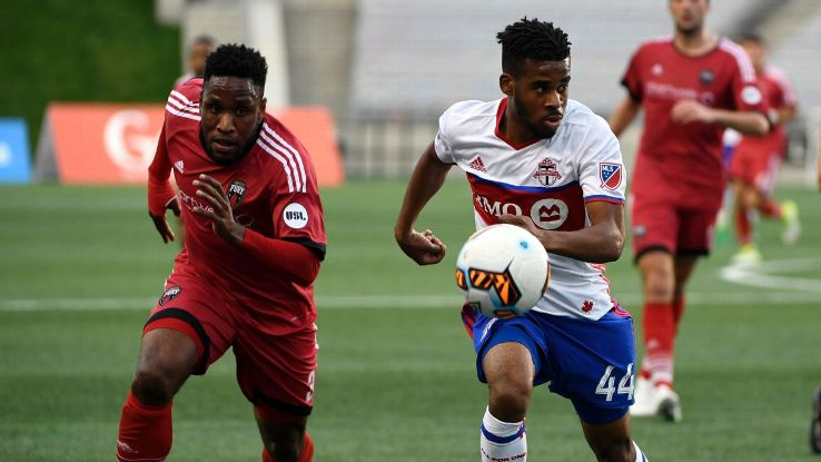 Ottawa Toronto FC CC 170523