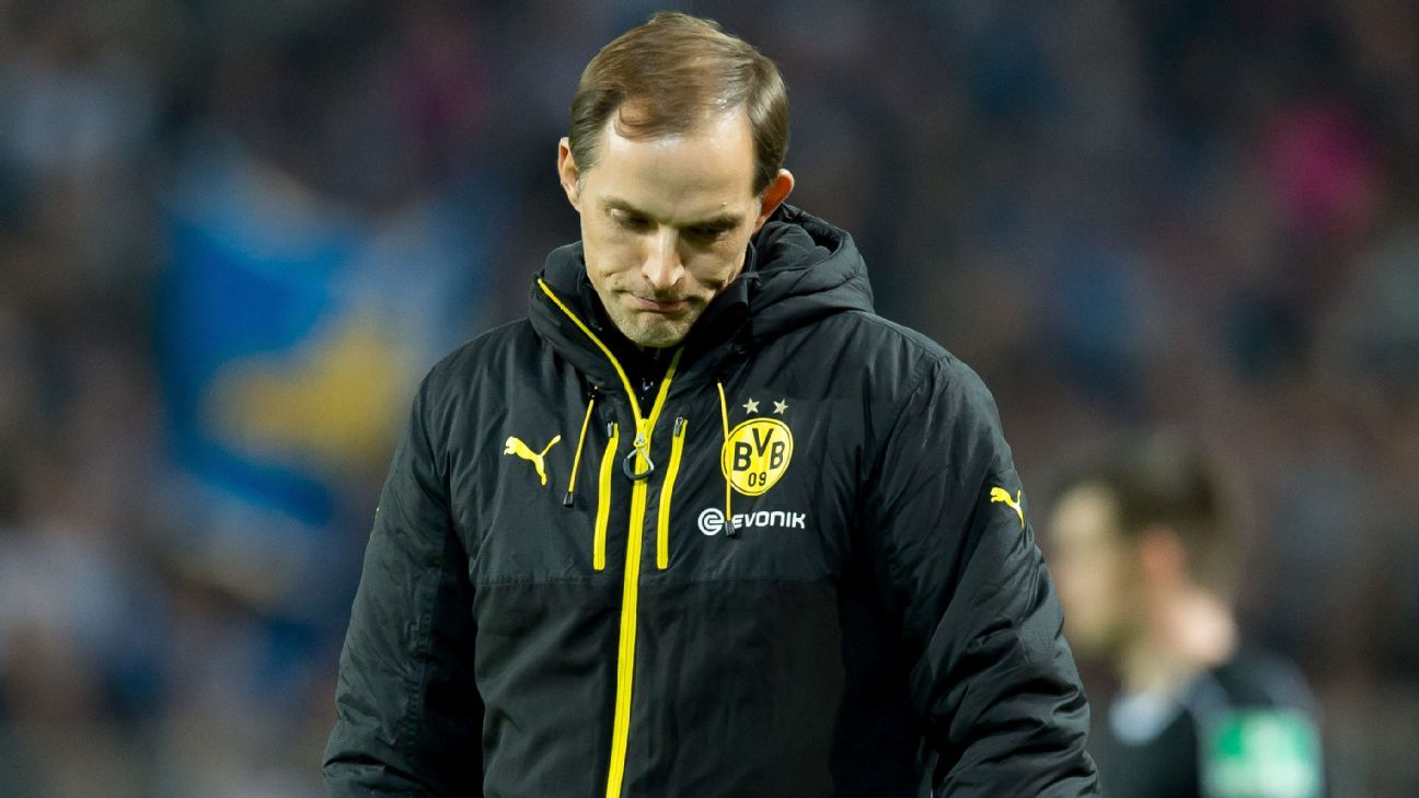 Thomas Tuchel's toxic breakdown with Borussia Dortmund hierarchy