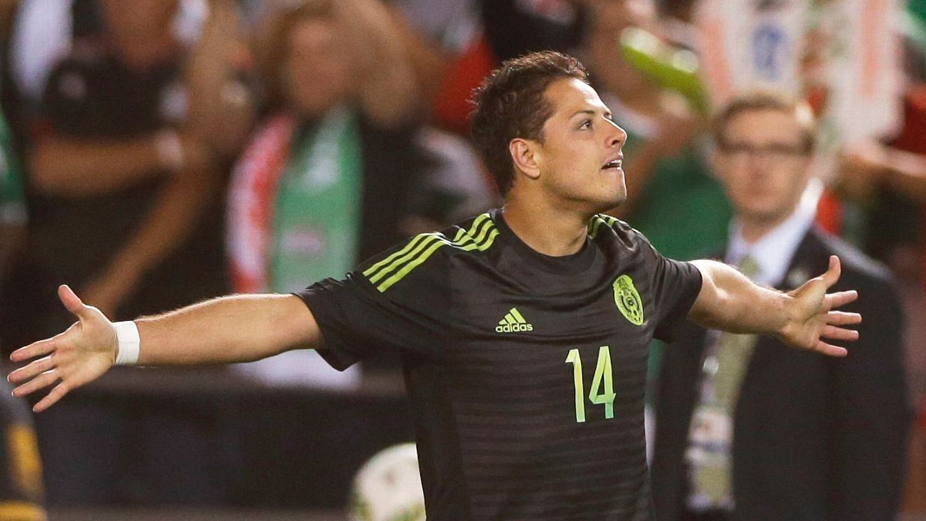 Lyon yet to make offer for Javier 'Chicharito' Hernandez - report