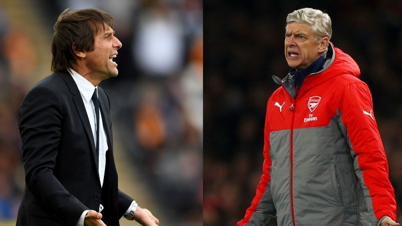 FA Cup final tactical preview: How will Wenger counteract Conte's plans?