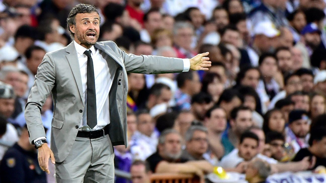 As Barca look forward, Luis Enrique hopes to exit with trophy, minimal fuss