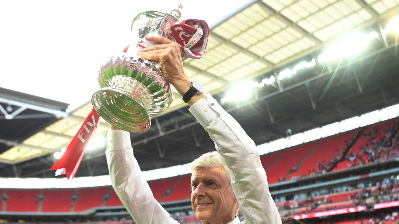 FA Cup win hasn't eased uncertainty over Arsene Wenger's Arsenal future