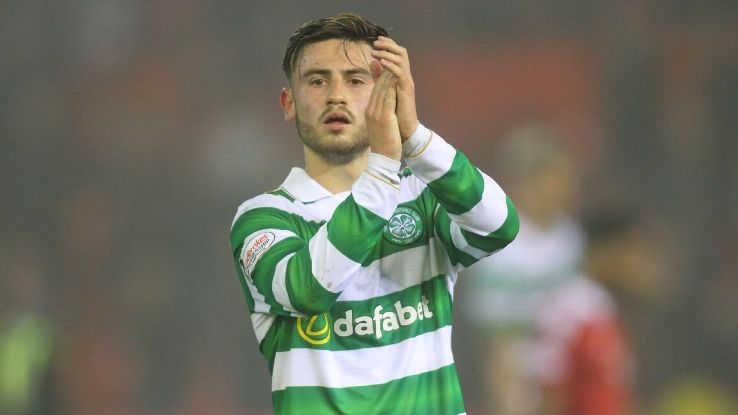 Patrick Roberts spent two seasons on loan at Celtic from Manchester City.