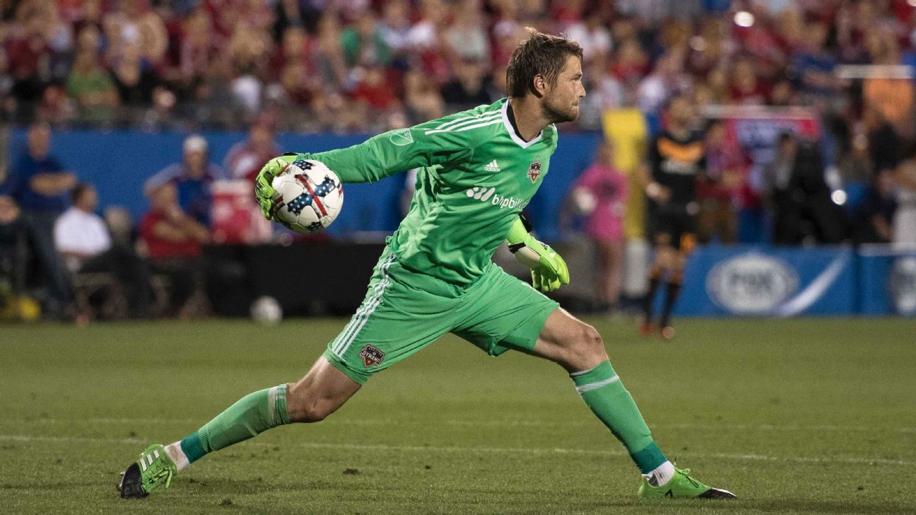 Tyler Deric on song as Houston Dynamo holds FC Dallas