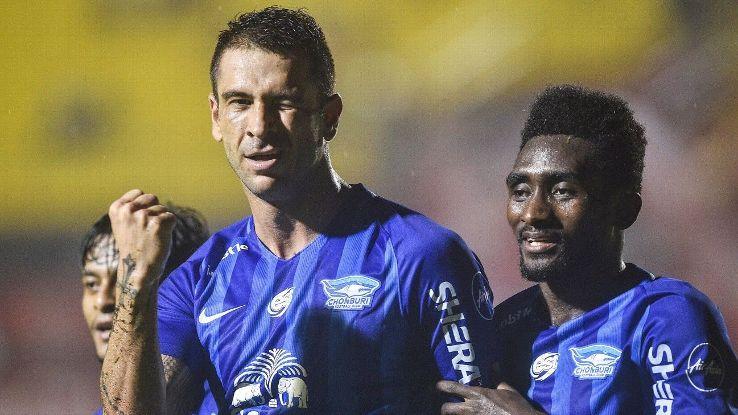 Renan Marques of Chonburi FC