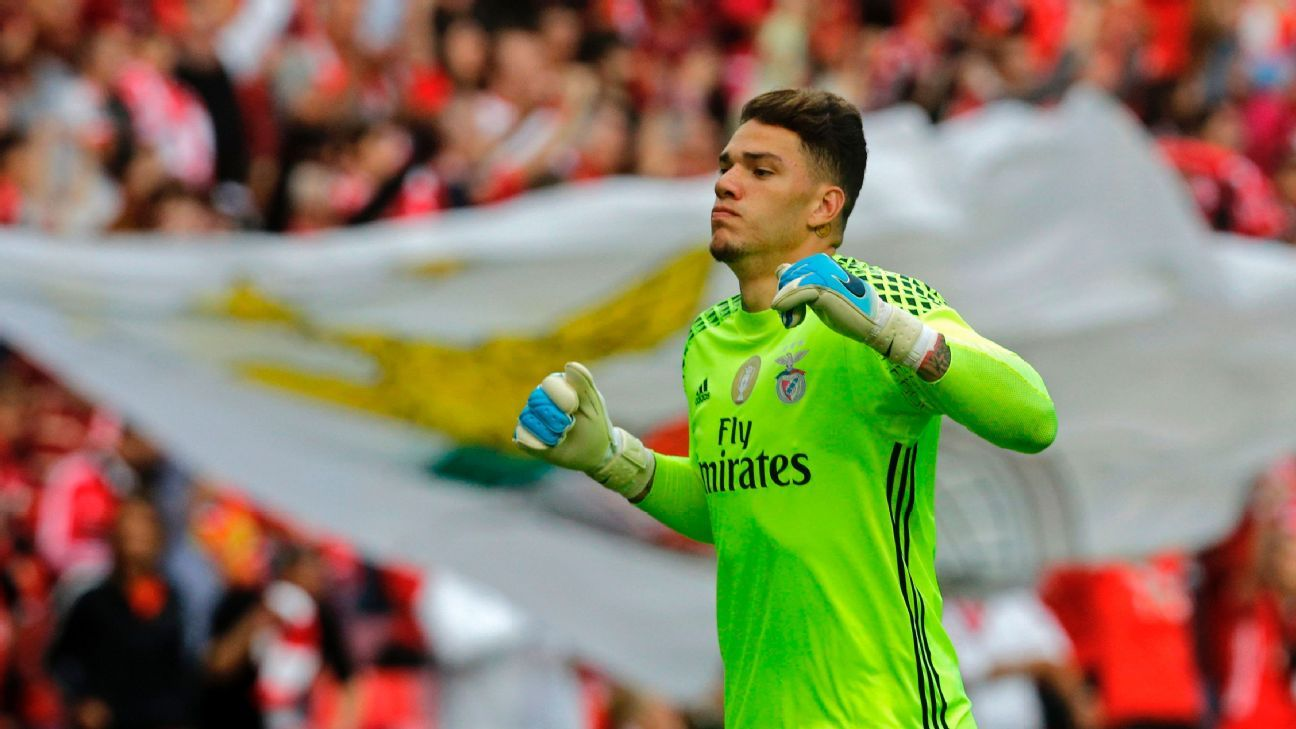 Ederson: Five things to know about Manchester City goalkeeping target