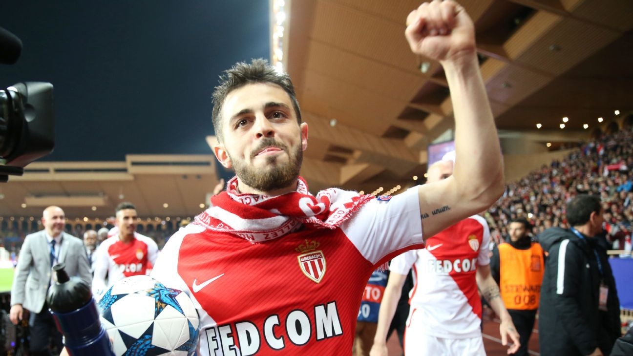 Bernardo Silva: Five reasons why Man City landed a bargain from Monaco