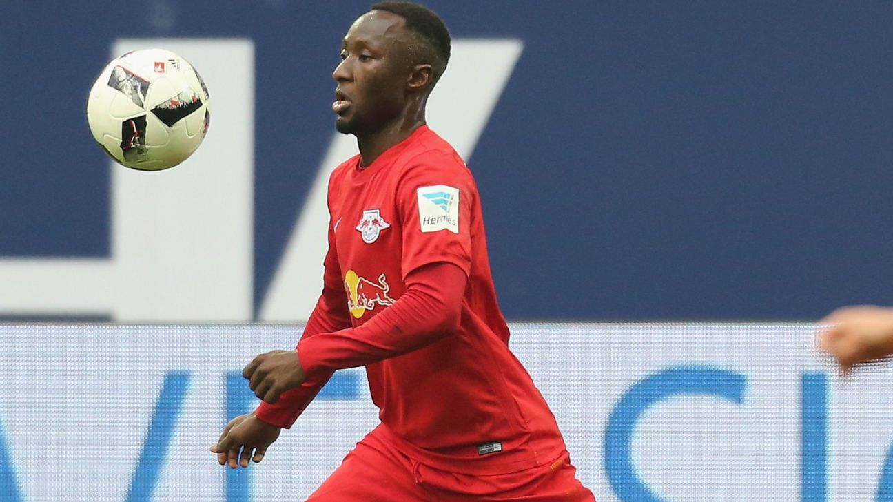 Naby Keita relishing RB Leipzig Champions League challenge