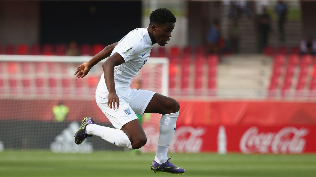 Ike Ugbo England