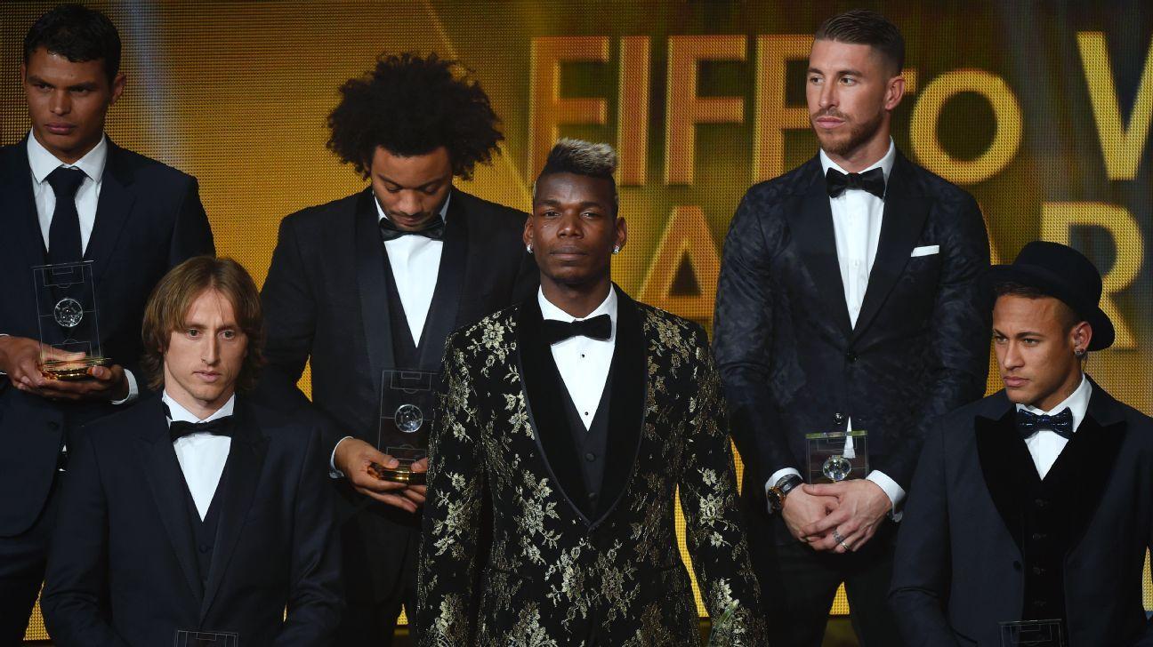 2015 FIFA FIFPro World XI