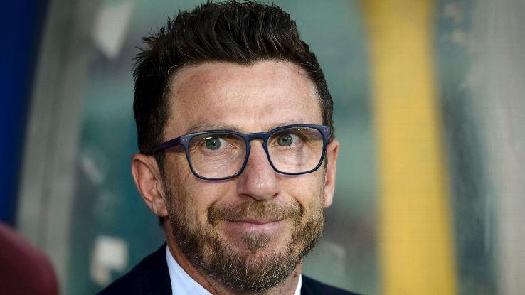 Sassuolo S Eusebio Di Francesco Strongly Linked With Roma