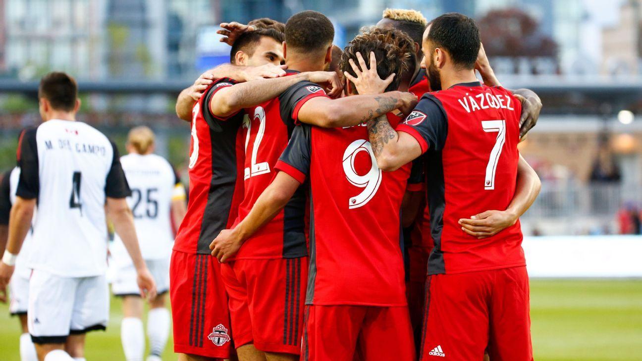 Toronto FC celeb vs Ottawa CC 170531