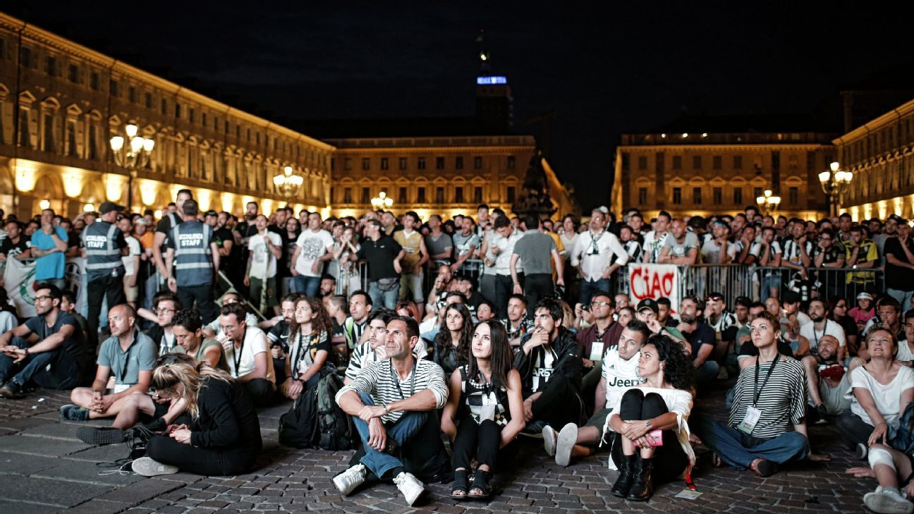 Juve viewing party