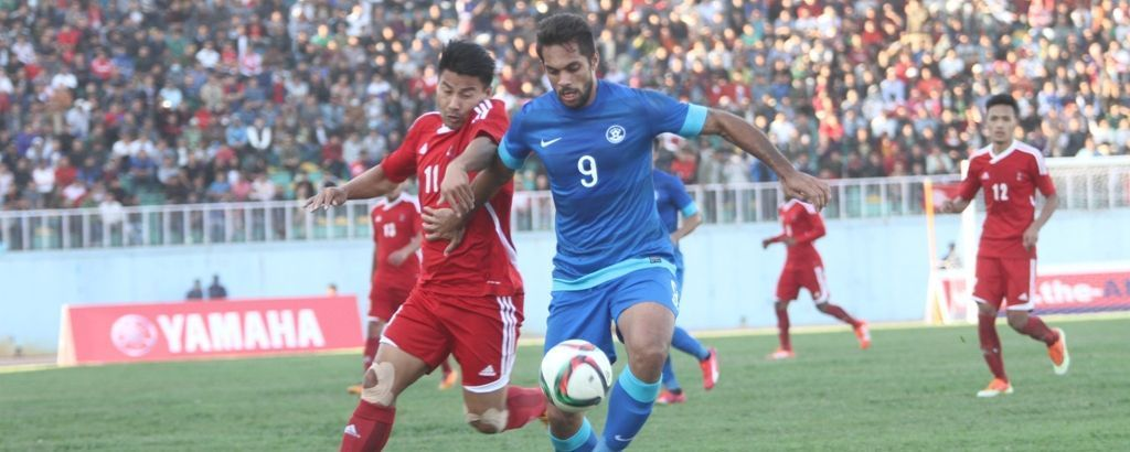 The last time India met Nepal, they ran out 4-1 winners in the SAFF cup in 2015.