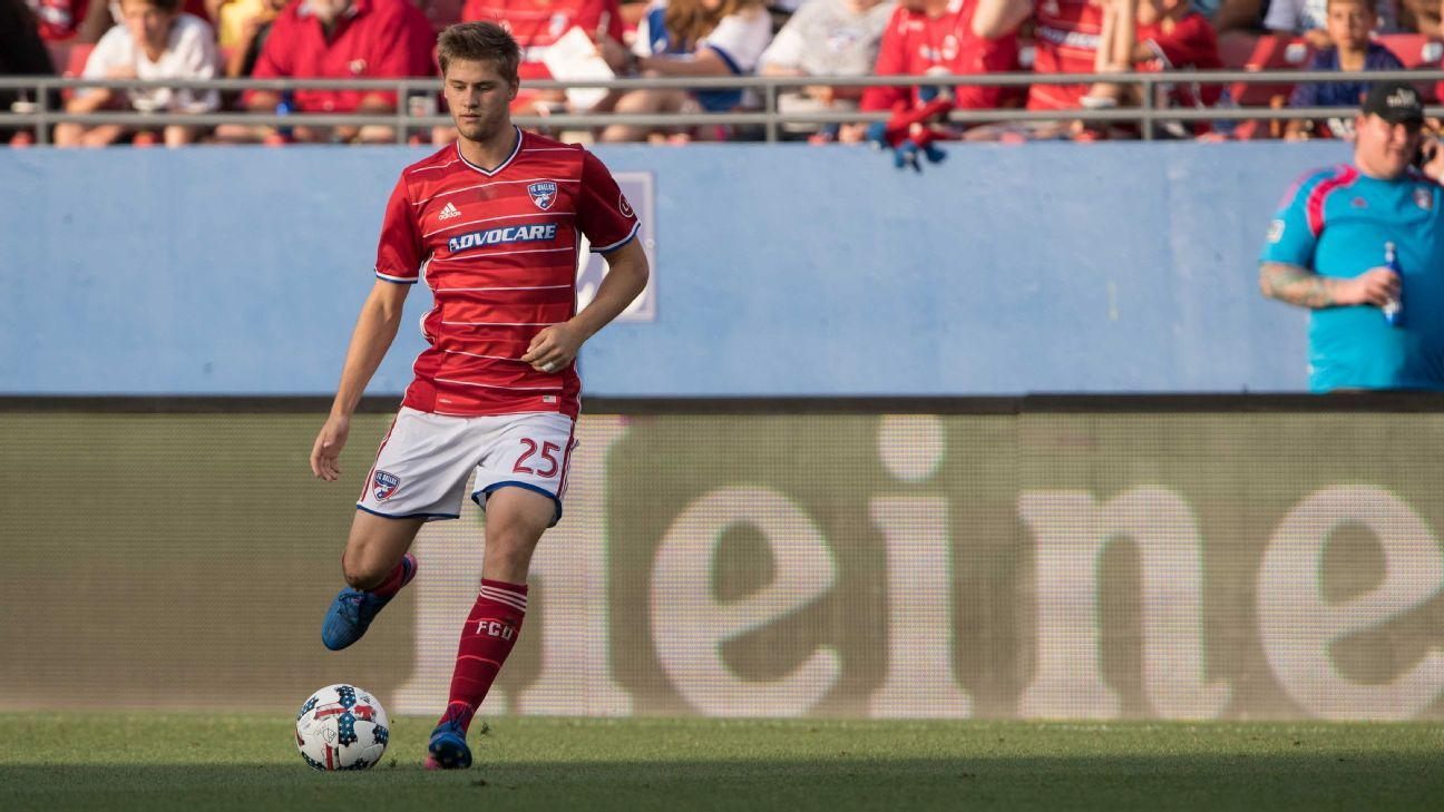 Zimmerman action for FC Dallas