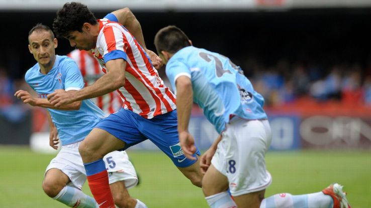 New JDT MF Natxo Insa vs Diego Costa 2013