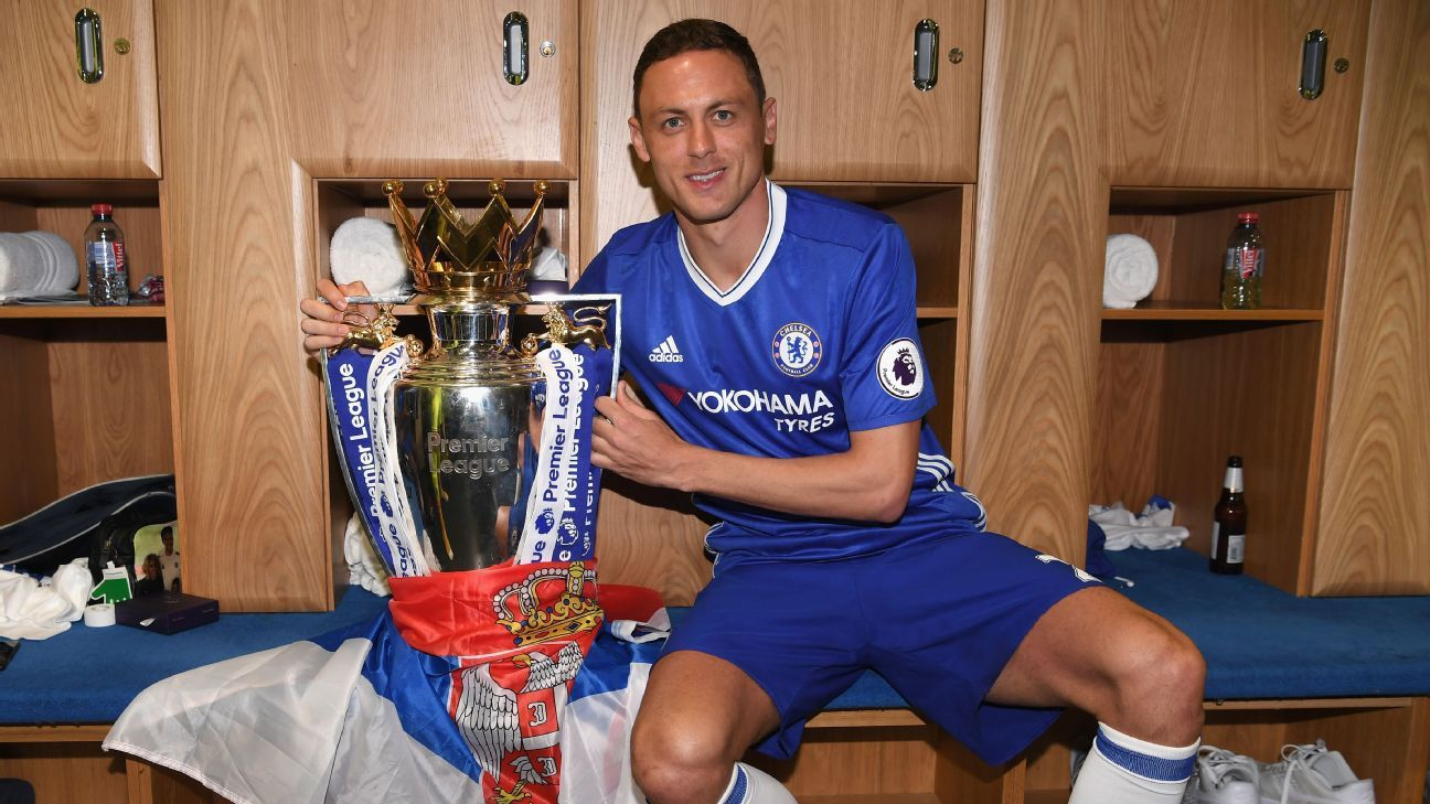 Nemanja Matic has played an integral role in Chelsea's past two Premier League triumphs.