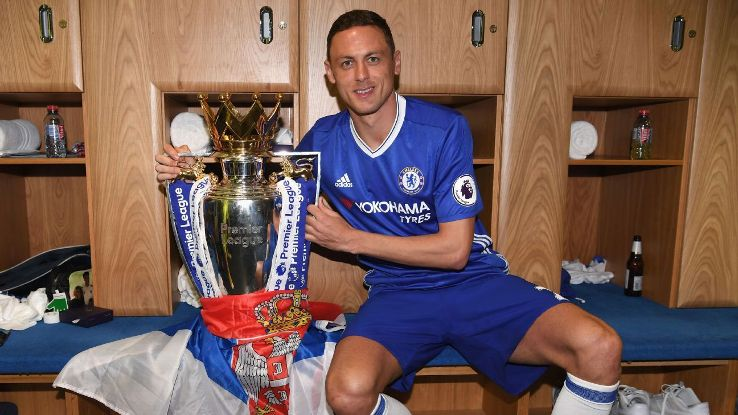 Nemanja Matic has played an integral role in Chelsea's past two Premier League triumphs.