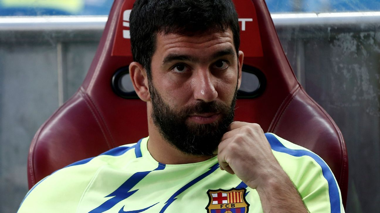 On-loan Barcelona midfielder Arda Turan questioned after nightclub brawl