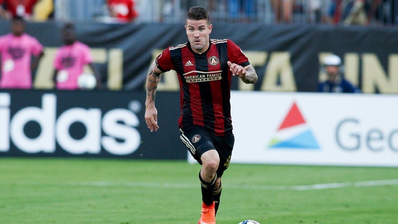 FC Cincinnati picks Mattocks, Lamah in expansion draft; trades for Greg Garza