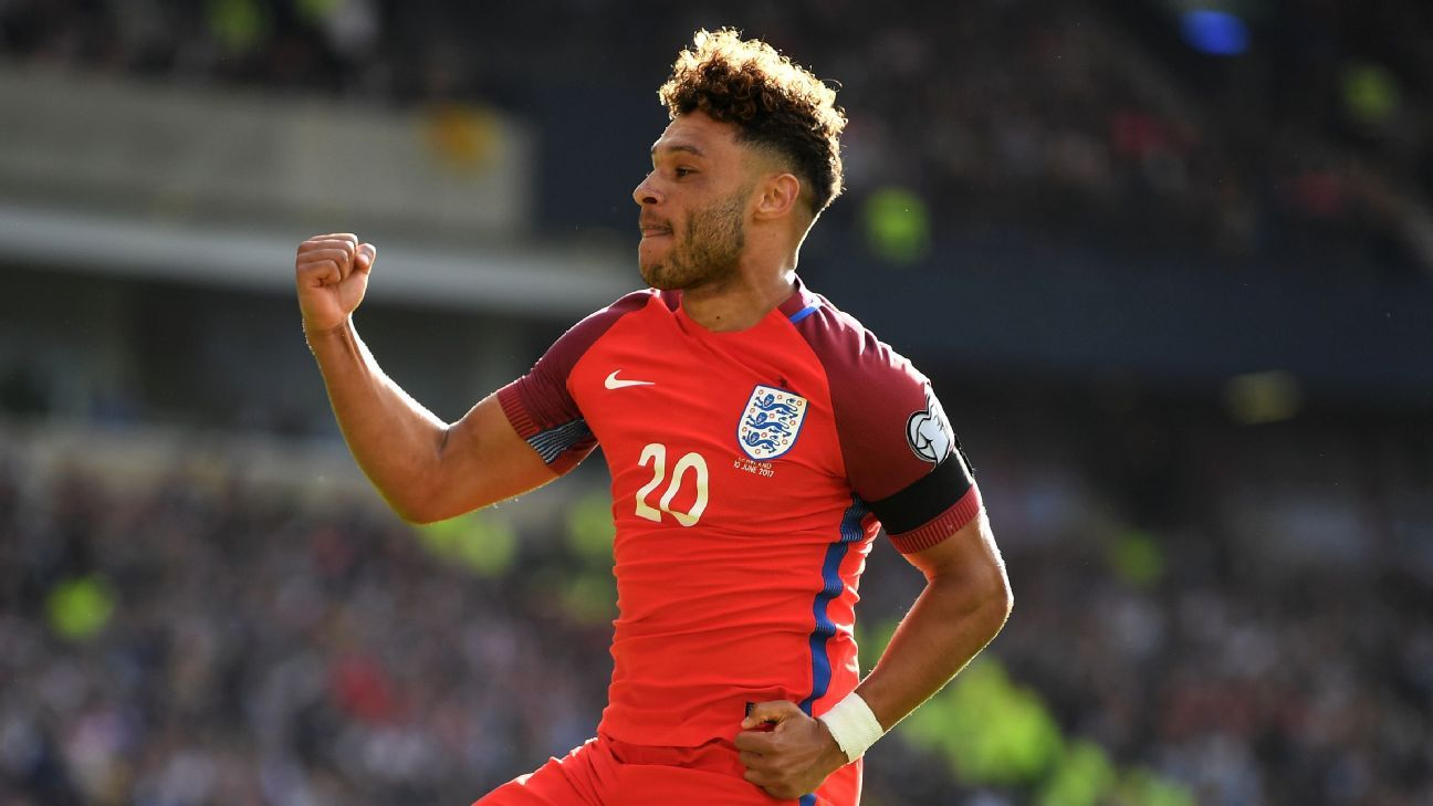 Chelsea agree fee with Arsenal for Alex Oxlade Chamberlain