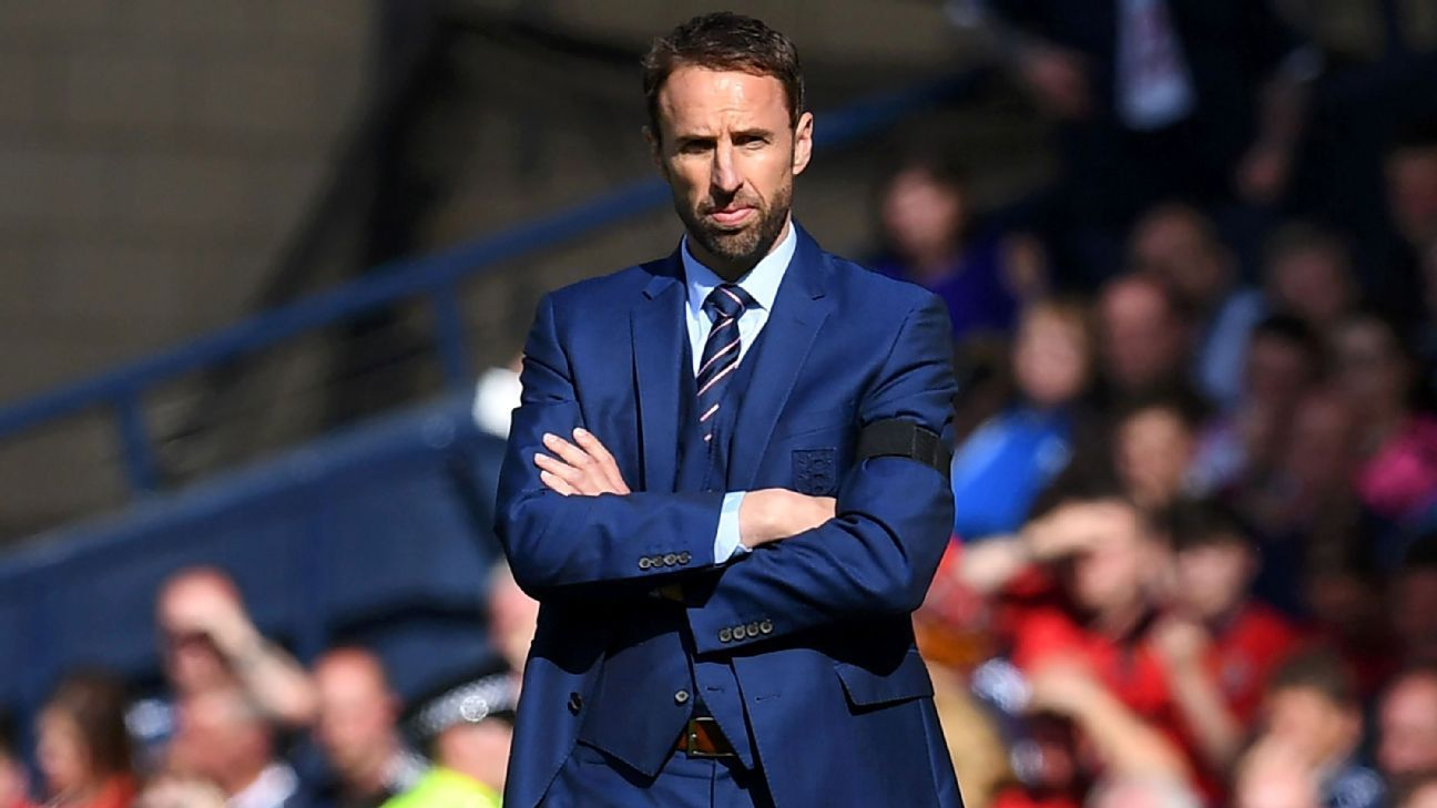Gareth Southgate's tactics against Scotland haven't inspired confidence, at least not among bettors.