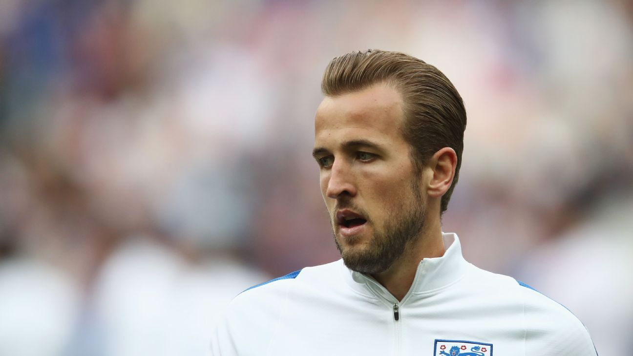 Harry Kane scored 13 goals for club and county in September.