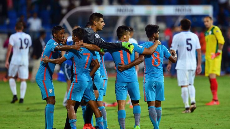 While Chhetri scored the winner, Gurpreet Singh Sandhu made several crucial saves in India's 1-0 win over Kyrgyzstan.