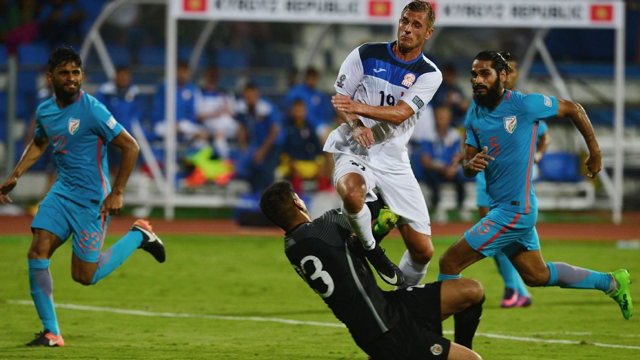 Even though Jhingan and Anas put their bodies on the line in defence, Gurpreet Singh Sandhu is exposed much too often.