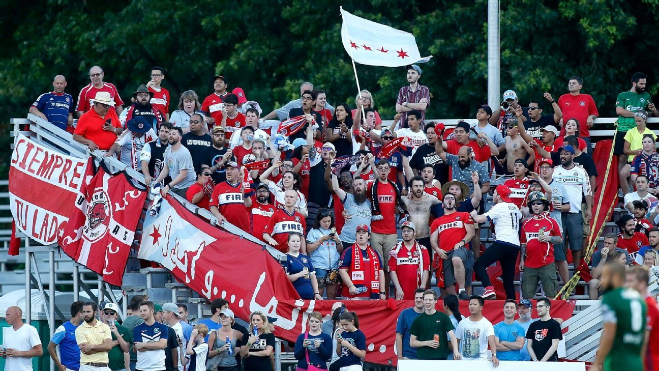Chicago fans travel for USOC 170614