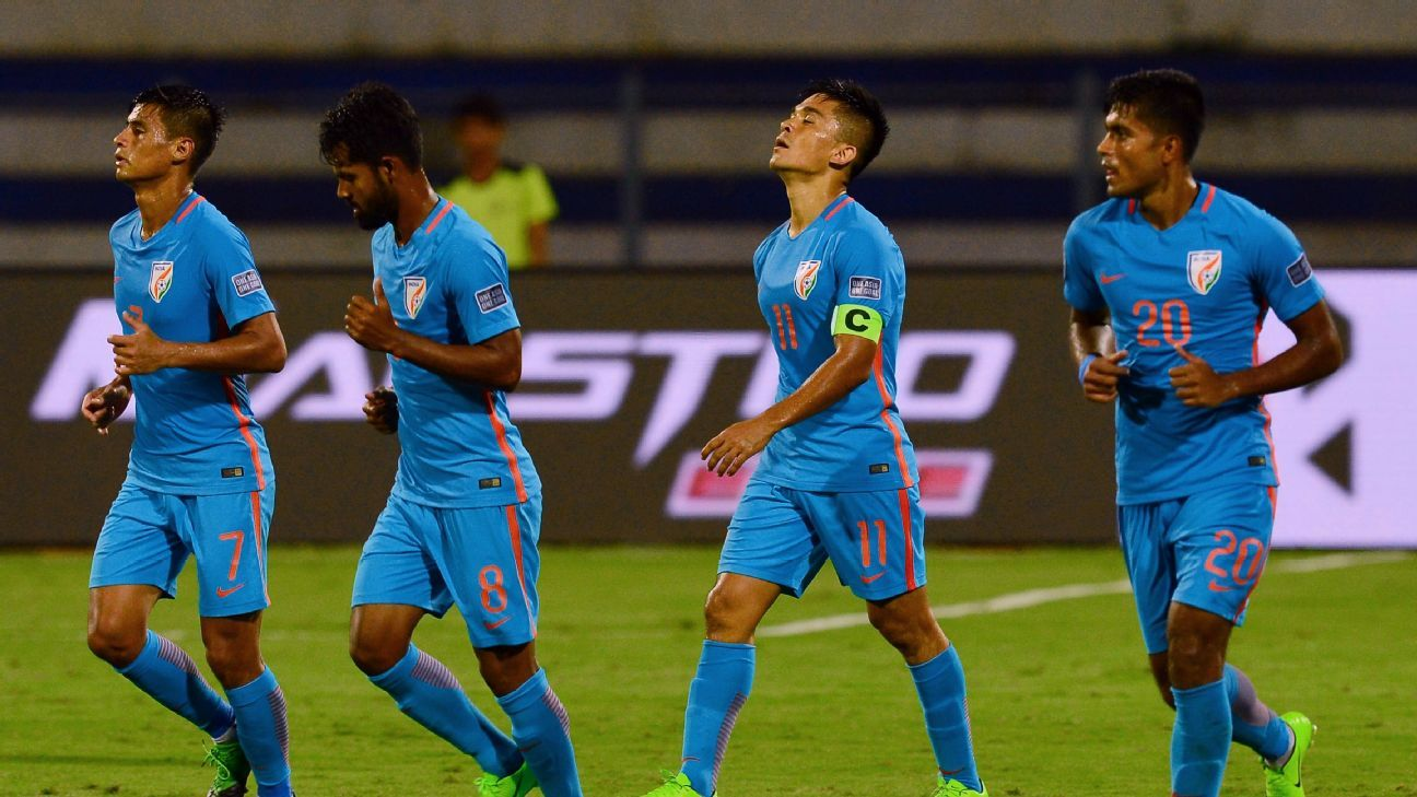 Sunil Chhetri: India's Batman without a Robin