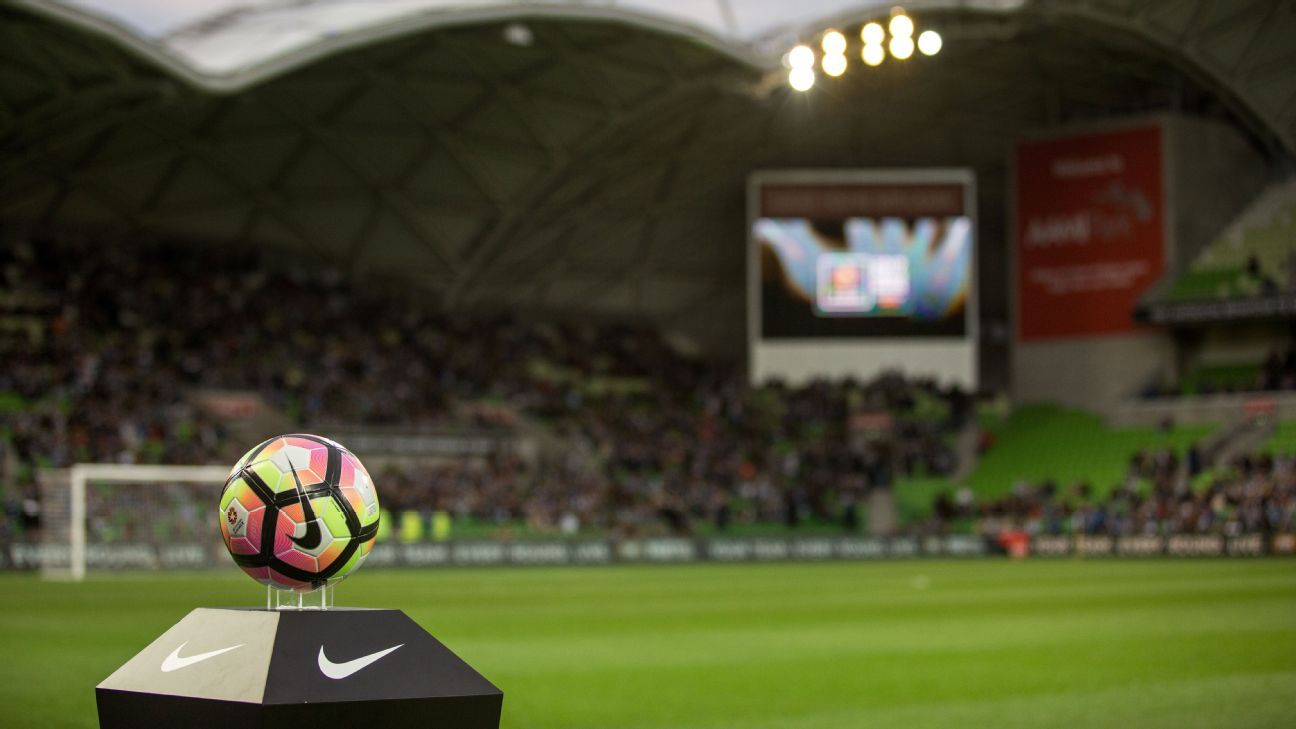 A-League ball