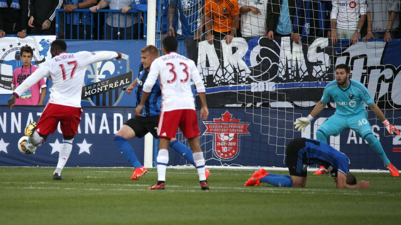 Altidore goal vs Montreal 170621