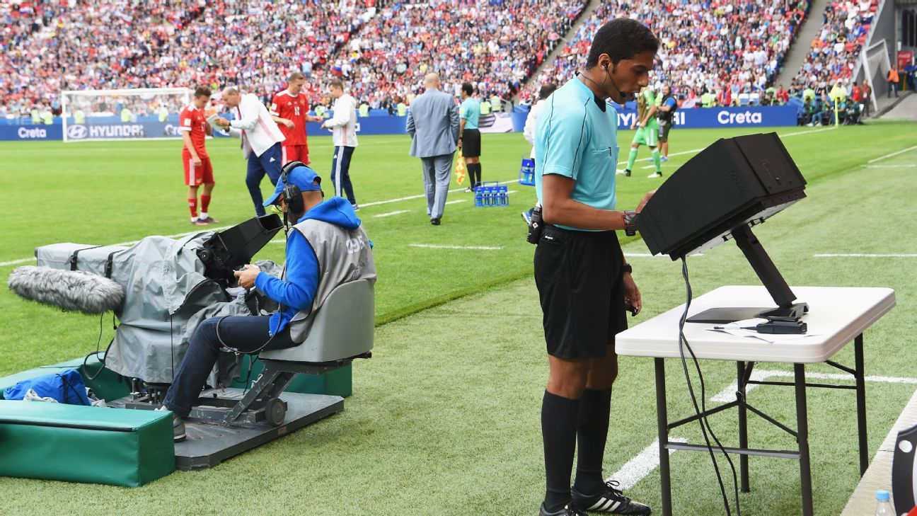 Fahad Al Mirdasi was due to officiate at the World Cup in Russia this summer.