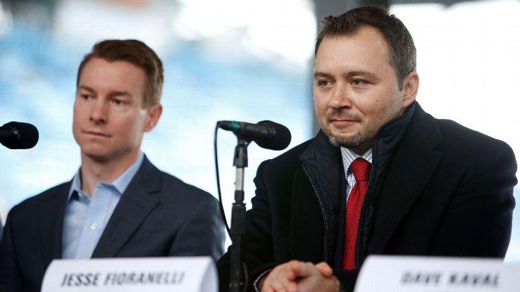 Chris Leitch and Jesse Fioranelli