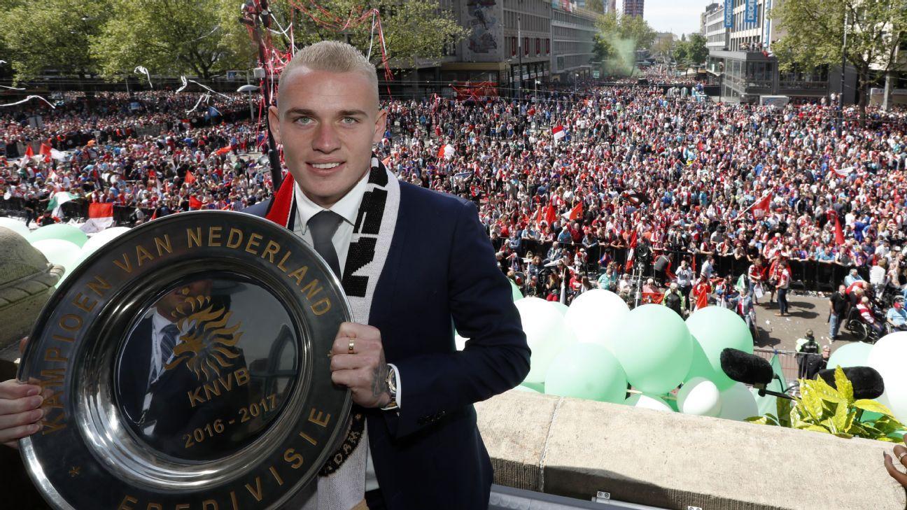 Rick Karsdorp Feyenoord