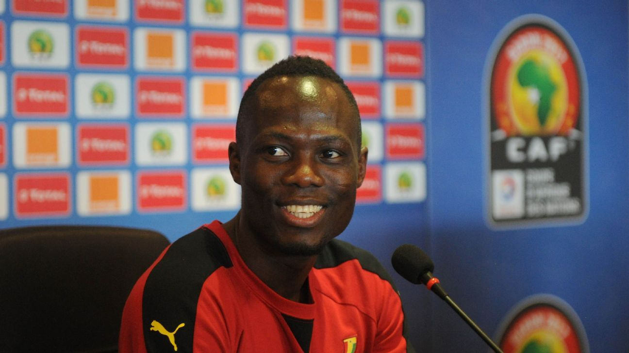 Emmanuel Agyemang-Badu of Ghana