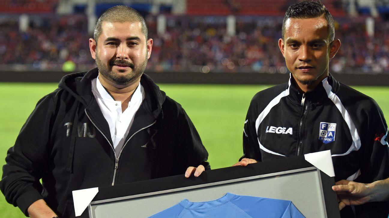 FAM boss TMJ with Faiz Subri