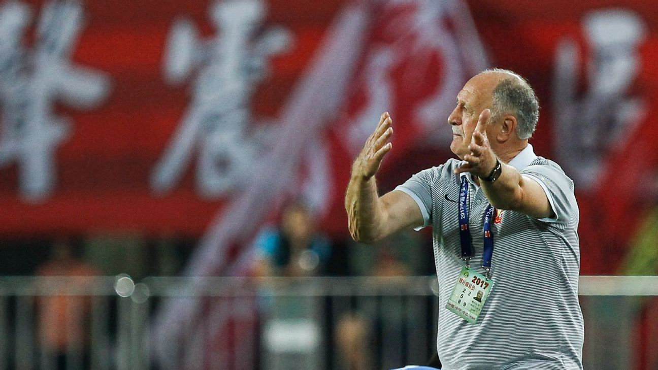 The result leaves Luiz Felipe Scolari's Guangzhou Evergrande with an almost insurmountable deficit to overturn.